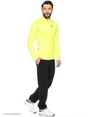 Джемпер LS Winter 1/2 Zip ASICS. Цвет: желтый