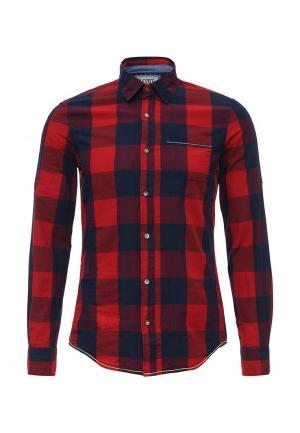 Рубашка Alcott. Цвет: красный