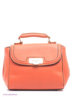 Сумка MILANA. Цвет: оранжевый