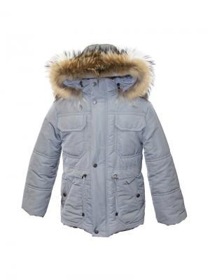 Куртка Stillini. Цвет: темно-серый