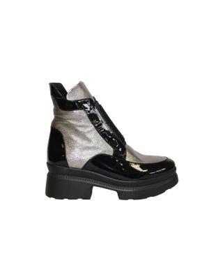 Ботинки Aquamarin. Цвет: черный, бронзовый