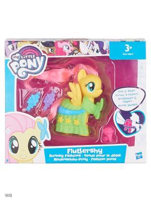 Пони-модницы My Little Pony. Цвет: розовый