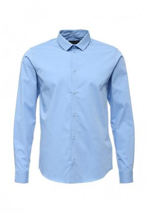 Рубашка Casual Friday by Blend. Цвет: голубой