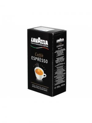 Кофе молотый LAVAZZA Espresso. Цвет: синий