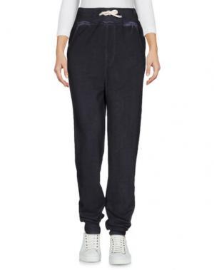 Повседневные брюки TEE-TREND. Цвет: темно-синий