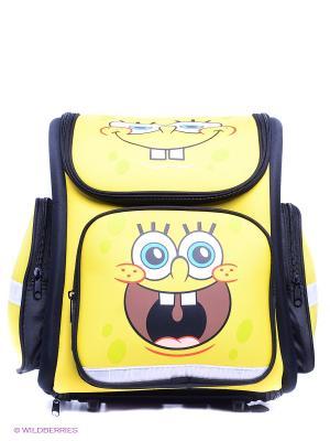 Рюкзак SPONGE BOB Centrum. Цвет: желтый, черный