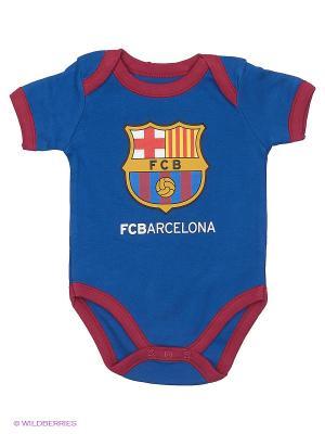 Боди FC Barcelona Atributika & Club. Цвет: синий, красный