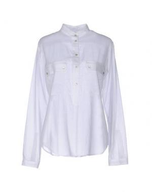 Блузка TROU AUX BICHES. Цвет: белый