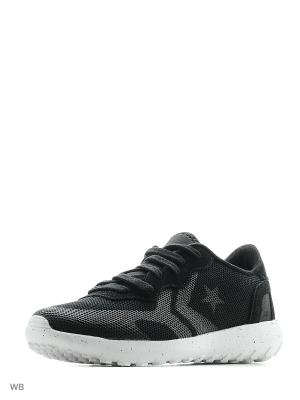 Кроссовки Converse. Цвет: черный