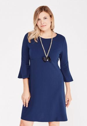 Платье Kitana by Rinascimento. Цвет: синий