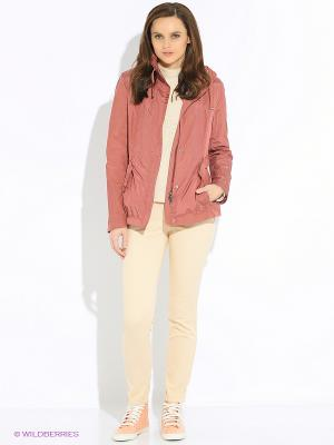 Куртка GEOX. Цвет: терракотовый