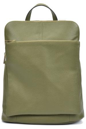 Рюкзак Isabella Rhea. Цвет: green