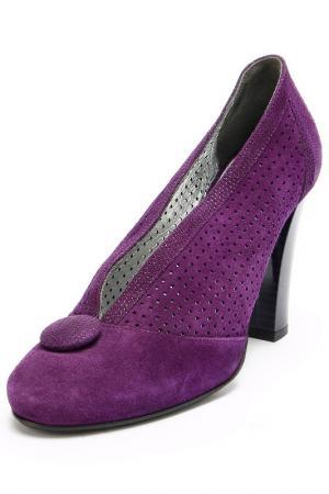 Ботильоны Mafra. Цвет: фиолетовый