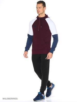 Худи CON16 HOODY Adidas. Цвет: темно-бордовый