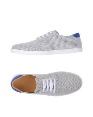 Низкие кеды и кроссовки WANT LES ESSENTIELS DE LA VIE. Цвет: белый
