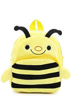 Рюкзак Kenka. Цвет: желтый