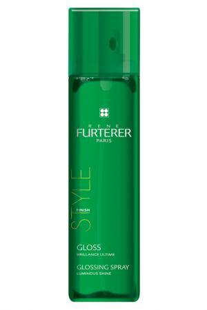 Спрей-глосс для волос 100 мл Rene Furterer. Цвет: прозрачный
