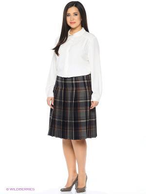 Блузка BERKLINE. Цвет: белый, молочный