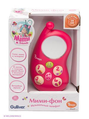 8033 Мими-фон OUAPS. Цвет: розовый