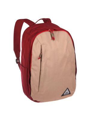 Рюкзак LEWIS PACK Ogio. Цвет: бежевый, красный