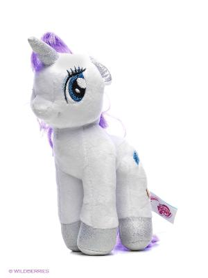 Мягкая игрушка Мульти Пульти пони Рарити Мульти-пульти. Цвет: белый