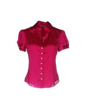 Pубашка ALTEA. Цвет: фуксия