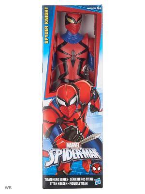 Титаны: Паутинные бойцы Spider-Man. Цвет: красный, синий, черный