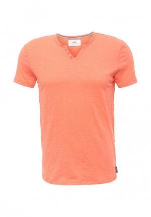 Футболка Harris Wilson. Цвет: оранжевый