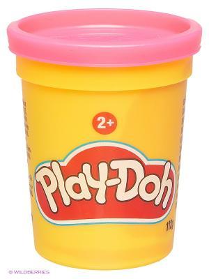Баночка пластилина Play-Doh Hasbro. Цвет: розовый, желтый