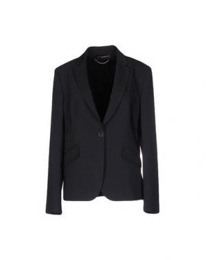 Пиджак CARLA MONTANARINI. Цвет: стальной серый