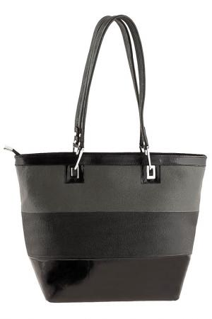 Bag Classe Regina. Цвет: black and gray