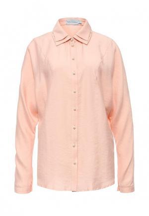 Рубашка Bella Kareema. Цвет: коралловый