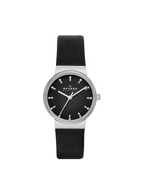 Часы SKAGEN. Цвет: черный, серебристый