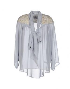 Блузка EYEDOLL. Цвет: небесно-голубой