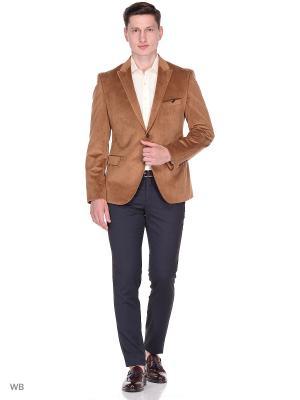 Пиджак RAY`S. Цвет: горчичный