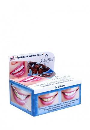 Зубная паста Sabai Thai Authentic SPA. Цвет: белый