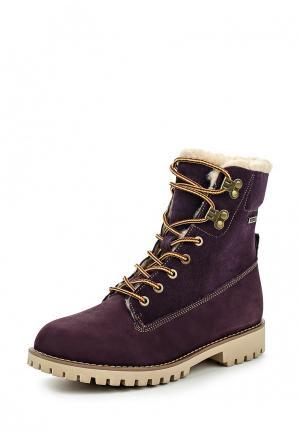 Ботинки Patrol. Цвет: фиолетовый