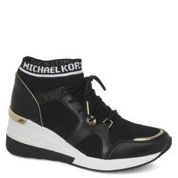 Сникерсы  43S8HIFS1D черный MICHAEL KORS