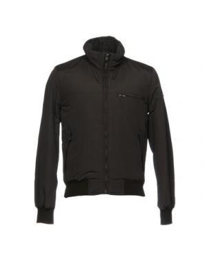 Куртка CANADIENS. Цвет: темно-коричневый
