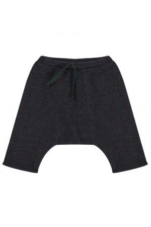 Укороченные брюки Caramel Baby&Child. Цвет: зеленый