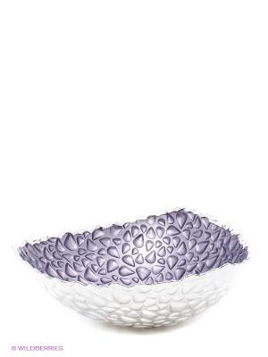 Чаша NAVELL. Цвет: фиолетовый