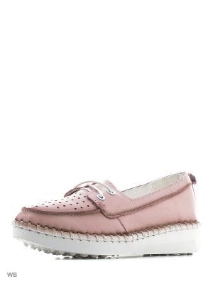 Туфли Baden. Цвет: розовый