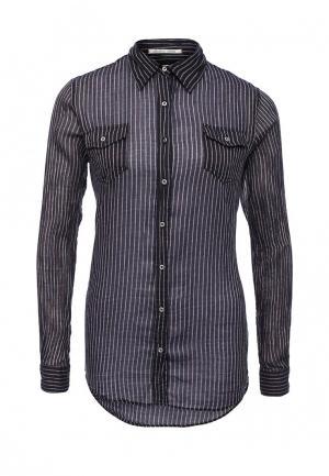 Рубашка Replay. Цвет: синий