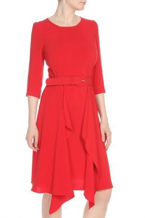 Платье Isabel Garcia. Цвет: red