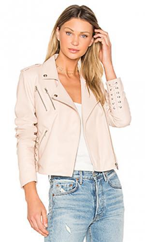 Куртка callahan Generation Love. Цвет: розовый