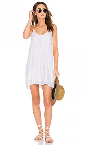 Платье reese Sanctuary. Цвет: белый