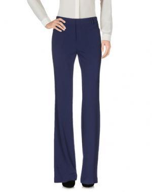 Повседневные брюки ROBBERT'S ROOST® COLLECTION. Цвет: темно-синий