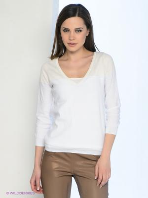 Пуловер American Outfitters. Цвет: белый, молочный