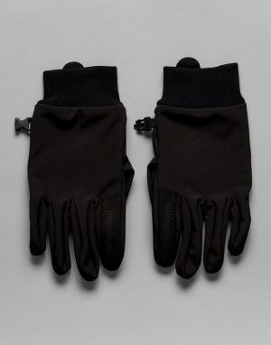 Didriksons 1913 Черные перчатки Ergo. Цвет: черный