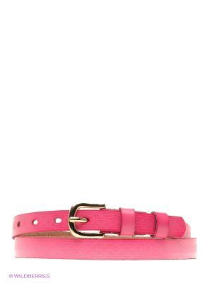 Ремень Vita pelle. Цвет: розовый